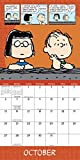 Peanuts 2019 Mini Wall Calendar