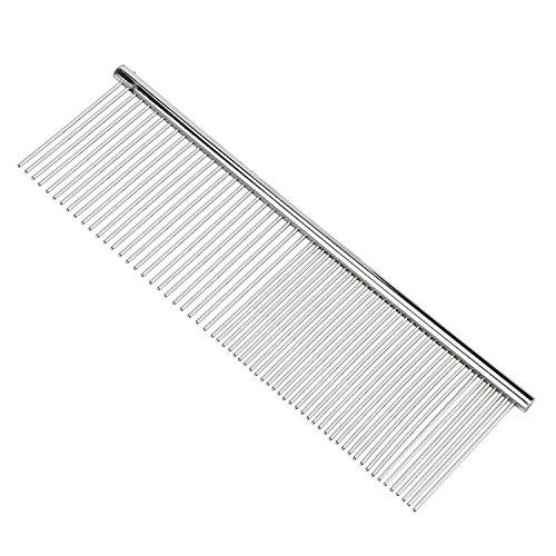 Pet Steel Grooming Comb for Dog & Cat (7.48
