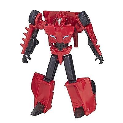 Transformers Robots in Disguise Legion Class Sideswipe 4-Inch Figure