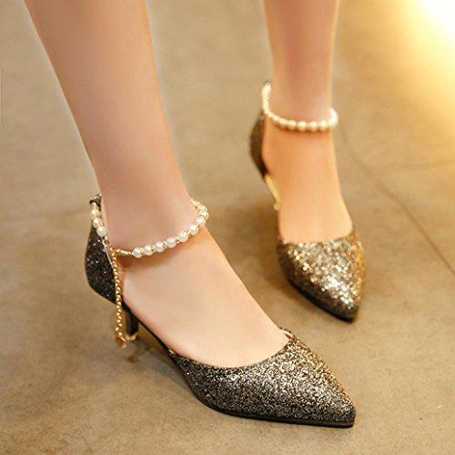 Zarupeng rodilla altas tac de plataforma Botas cruzados de Botas sobre mujer Zapatos de la rZwq0rv