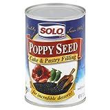 Kyпить Solo Filling Poppy, 12.5 oz на Amazon.com