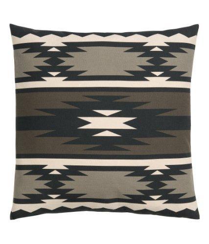 Southwest Native American 100% Organic Cotton Throw Pillow C