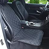 Cheap AutoTech Zone Pet Car Seat Cover with Seat Anchors, Heavy Duty, Water Proof Material, Machine Washable, Non-Slip Backing