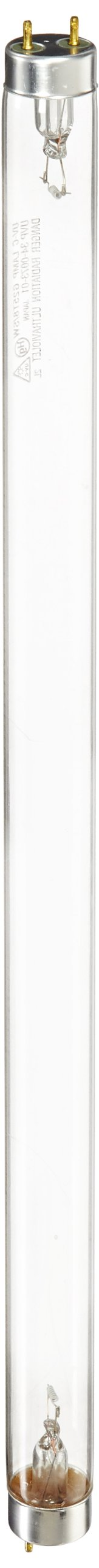 UVP 34-0073-01 Replacement UV Tube, 17.12'' Length, 254nm Shortwave, 25W
