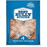 Best Bully Sticks 100% Natural 3-Inch Beef Trachea Dog Chews (50 Pack)