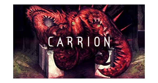Amazon Com Carrion Standard Switch Digital Code Video Games
