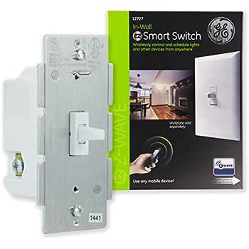 Ge Z Wave Wireless Smart Lighting Control Light Switch