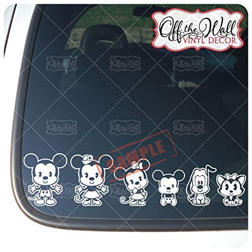 family stickers for back of car - 5