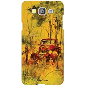 Design Worlds Back Cover Case For Samsung Galaxy Grand Max Sm-G7200