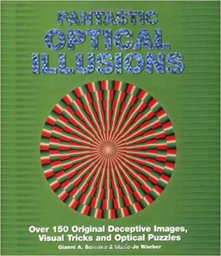 Read online Fantastic Optical Illusions PDF, azw (Kindle), ePub, doc, mobi