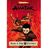 Avatar: The Last Airbender - Book 3, Fire: Vol 1 by Paramount Home Video / Nickelodeon