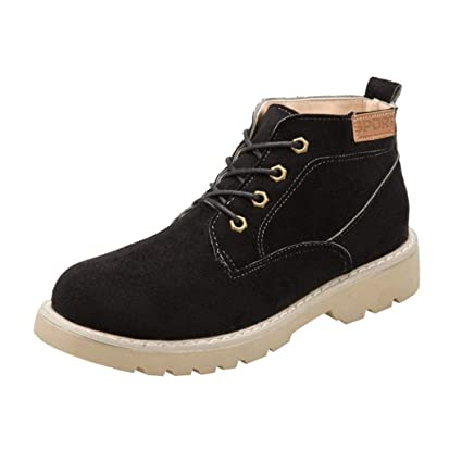 Moda Da Donna Scarpe Flat Ankle Oxford Clearance Zhrui Casual Flock Onw8PkX0