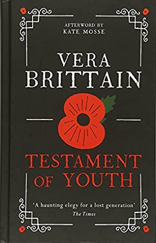 book cover of Testament of Youth