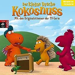 Sturmfreie Bude / Prinz Kokosnuss / Das Versprechen / Traumberuf (Der Kleine Drache Kokosnuss - Hörspiel zur Serie 8)