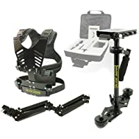 Glide Gear DNA 6001 Vest And Arm & Camera Stabilizer Stabilization System w/ Carry Case