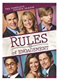 Rules of Engagement: Complete Fourth Season [DVD] [Region 1] [US Import] [NTSC]