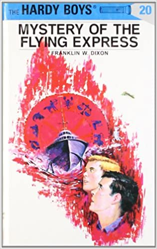 Book The Mystery of the Flying Express (Hardy Boys, Book 20)