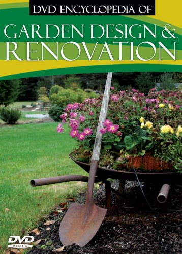 DVD Encyclopedia of Garden Design & Renovation by Super-D