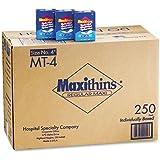 Hospeco MT-4 Maxithins Maxi Sanitary Napkin (Pack of 250)