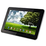 AGPtek 10.1 inch Android 4.0 Capacitive Touch Screen Tablet PC (Wi-Fi G-sensor, 1024*600, 1.5GHz, 1GB DDR3, 8GB built-in Capacity and 32G Expandable Micro SD Card Slot, Front Camera, Support 3G HDMI 1.3 1080P 2160P HD Flash 11.1 Multi-language)