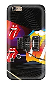 Pauline F. Martinez's Shop Best 7833966K65331200 Hot Rolling Stones First Grade Tpu Phone Case For Iphone 6 Case Cover