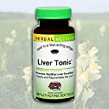 Liver Tonic Herbs Etc 60 Softgel