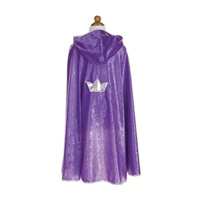 Great Pretenders 50135, Princess Cape, Lilac US Size 5-6: Toys & Games