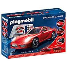 Playmobil Porsche 911 Carrera S Building Set