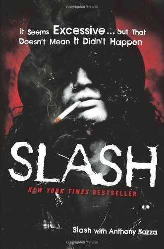 Slash (Top 10 Classic Rock Bands Of All Time)