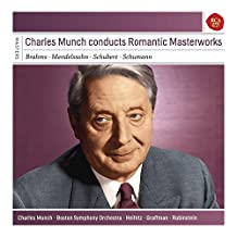 Charles Munch Conducts Romantic Masterworks [Importado]