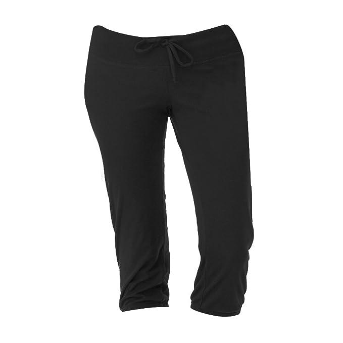 Deportivos Modelo Bella Mujer Para Capri Pantalones Scrunch Y7vfgb6y
