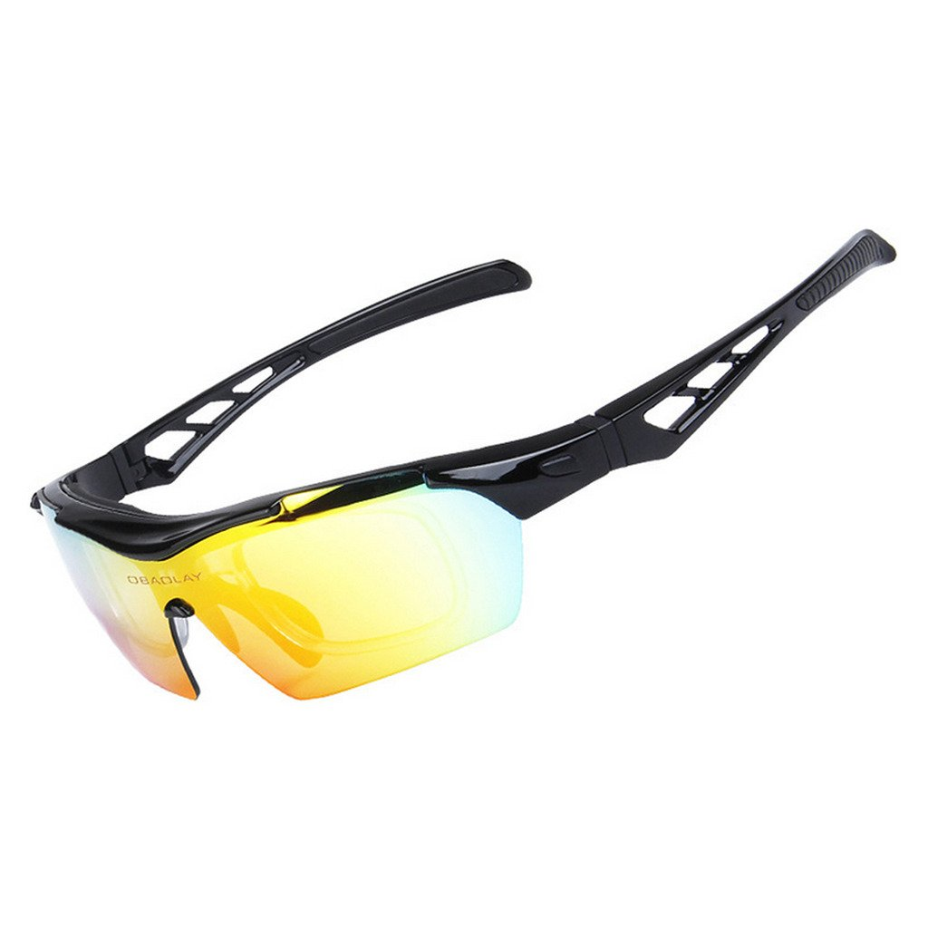 Lunettes Lunettes de soleil polarisées lunettes de soleil anti-UV SBZzn