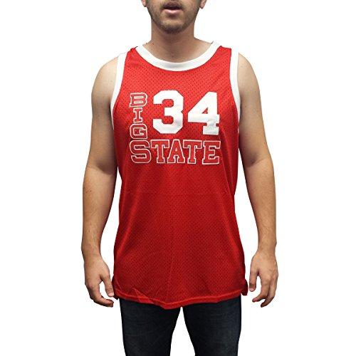 info for 8239e 5d5fc Jesus Shuttlesworth 34 Big State Basketball Jersey He Got ...