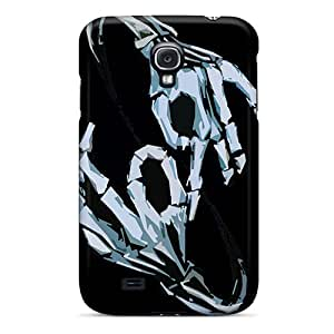 Samsung Galaxy S4 Kfc20292wnvk Unique Design High Resolution Korn Throwing Signs Pattern Bumper Hard Phone Cover -RichardBingley