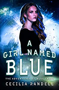 A Girl Named Blue by Cecilia Randell ebook deal