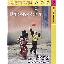 Rapport Mondial De Suivi Sur L'education Pour Tous 2007