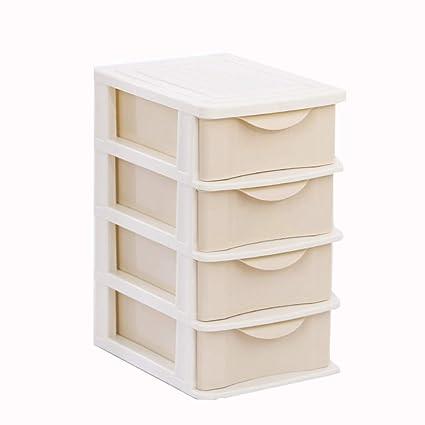 Archivadores HUXIUPING Caja de Almacenamiento Tipo de cajón Cosméticos Barra de Labios Caja de Almacenamiento Oficina