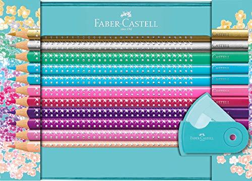 Faber-Castell Sparkle Colour Pencils - Set of 20