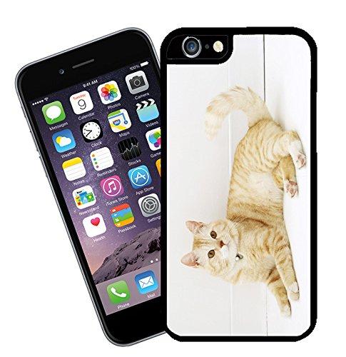 Katze 026 iPhone Fall - passen diese Abdeckung Apple Modell iPhone 6 (nicht 6 plus) - von Eclipse-Geschenk-Ideen