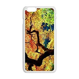 Attractive Autumn Trees Custom Protective Hard Phone Cae For Case Cover For Apple Iphone 6 4.7 Inch
