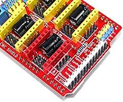 Arduino CNC Shield V3 A4988 3d impresora de grabado 12 V Proto ...