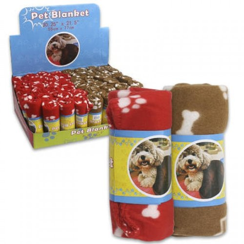 Pet Soft Blankets Pack of 2 - 30
