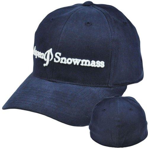 Aspen Snowmass Mountain Ski Resort Hotel Small Medium Flex Stretch Fit Hat Cap