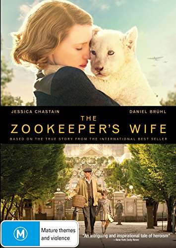 The Zookeepers Wife | Jessica Chastain, Daniel Bruhl | NON-USA Format | PAL | Region 4 Import - Australia