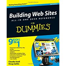 Building Web Sites All-in-One For Dummies