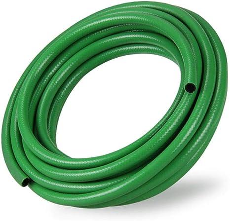 3/8 ′ ′ PVC Regadera Tubería De Agua Pequeña Jardín Industrial Grifo De Agua Manguera Delgada Calibre 7.5 Mm Anticongelante Protector Solar Flexible Y Portátil (Size : 30M): Amazon.es: Hogar