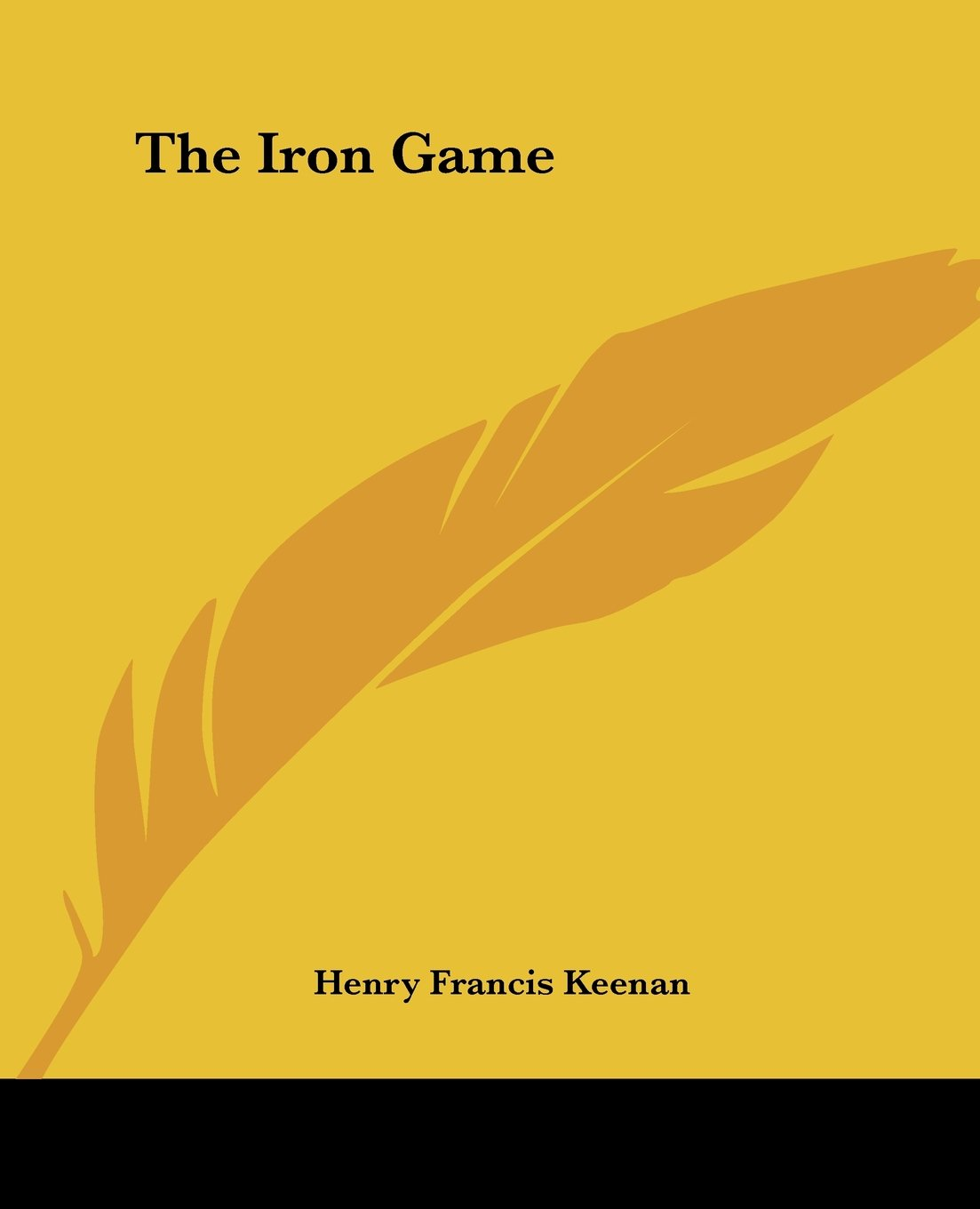 Download The Iron Game PDF