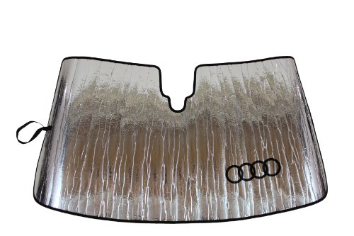 Audi A6 Interior - Genuine Audi Accessories ZAW064360A Sunshield for Audi A6 Sedan