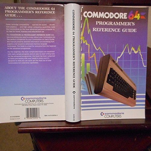 The 2 best commodore 64 programmer's reference guide 2020