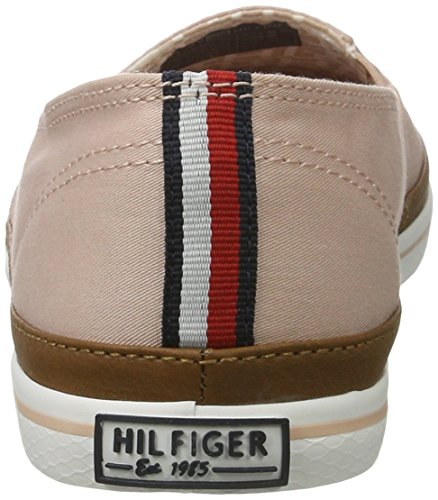Sneakers dusty Hilfiger Tommy K1285esha 7d Rose Femme 502 Basses T711OqwH